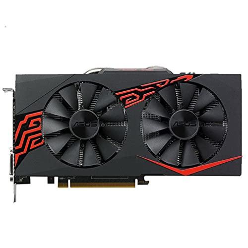 MPGIO FIT FOR ASUS GTX 1060 5GB Tarjeta gráfica GPU GTX1060 5G Tarjetas de Video Nvidia Juego de computadora PUBG Desktop PC...