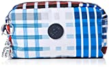 Kipling Gleam, POUCHES/CASES para Mujer, Bold Check, 8x18.5x11 cm (LxWxH)