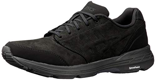 Asics Herren Gel-Odyssey Cross-Trainer Schwarz (Black 001), 42.5 EU