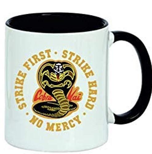 DrMugCollection Taza Cobra Kai Strike First