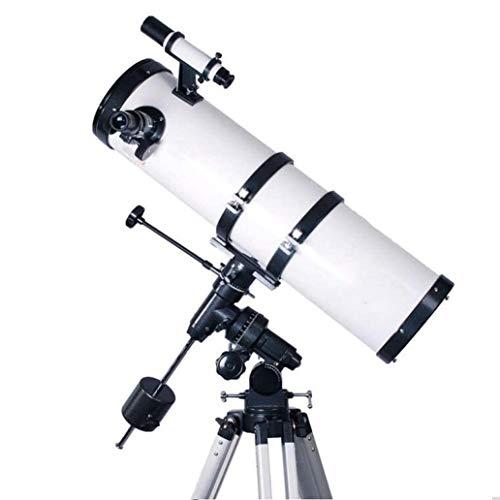 Hammer Telescopio, telescopio Viajes, 150mm Telescopio astronómico Refractor for Principiantes for...