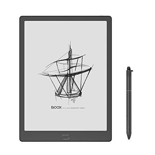 Ajcoflt BOOX Max3 13,3'' E-Reader Ebook Reader E-Ink Ereader Compatible con el reconocimiento de huellas dactilares Capacidad OTG