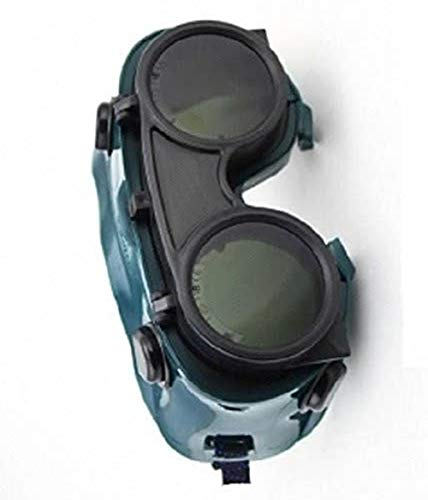 Welder`s Flip Up Welding Safety Goggles Glasses Eye Face Weld Shield Mig Gas. Buy it now for 20.95