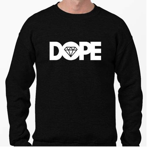 Positivos Sudaderas Jersey Sudadera - Dope Diamond