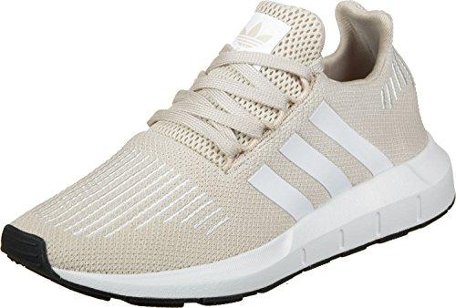 adidas Swift Run W, Zapatillas de Deporte para Mujer, Crema (Cbrown/Ftwwht/Crywht), 38 EU