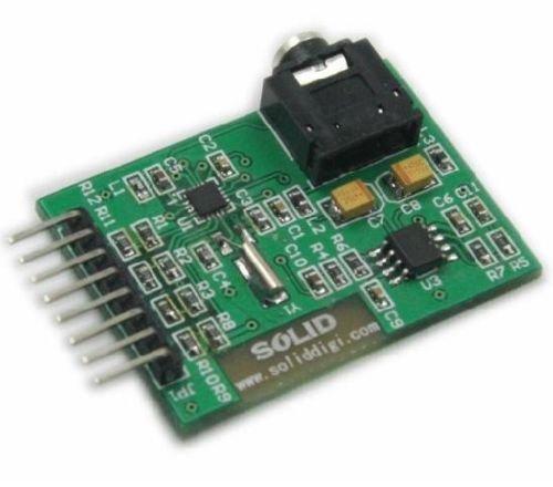 Breakout Board for Si4703 FM Tuner Radio Module Arduino