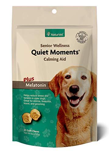 NaturVet – Senior Wellness Quiet Moments Calming Aid
