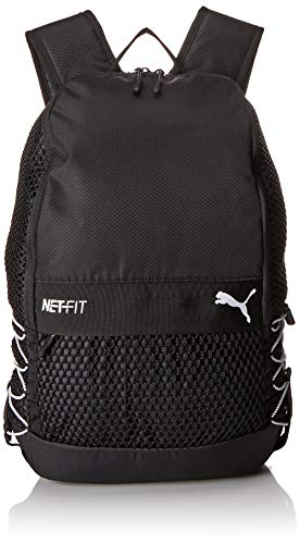 Puma Backpack Netfit Mochila, PUMA Black, OSFA