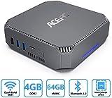 [page_title]-ACEPC Mini-PC mit Intel Celeron J3455 Prozessor, 4GB RAM/ 64GB ROM, Windows 10 Pro Mini Computer mit 2,5 Zoll HDD/SSD Bay, mSATA Port, 4K HD, Gigabit Ethernet, Dual Band WLAN, BT4.2