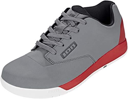 Ion Raid MTB/Dirt Fahrrad Schuhe grau/rot 2018: Größe: 40