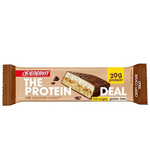 Enervit The Protein Deal CRISPY COOKIE 25 Barrette da 55gr
