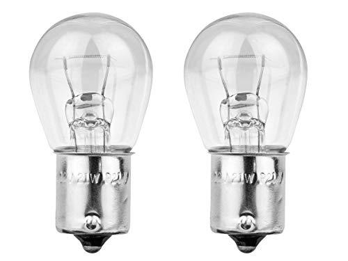 Profilicht - Jeu de 2 ampoules 12V 21W BA15S
