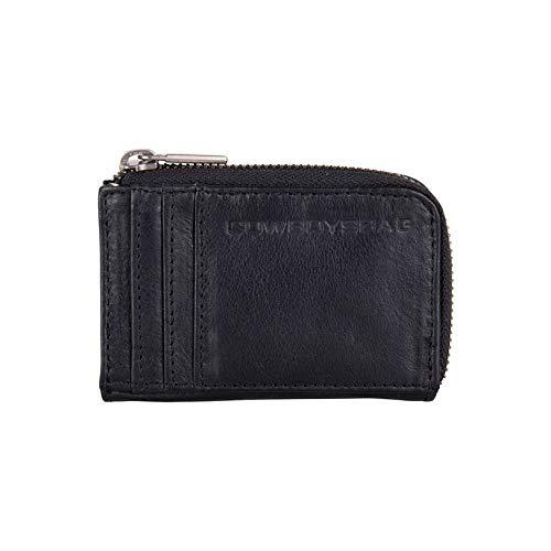 Cowboysbag Herren Geldbörse Portemonnaie Wallet Upton Black Schwarz 2217