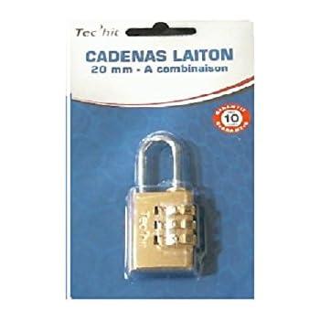 Cogex 85553 Cadenas d/éco /à code
