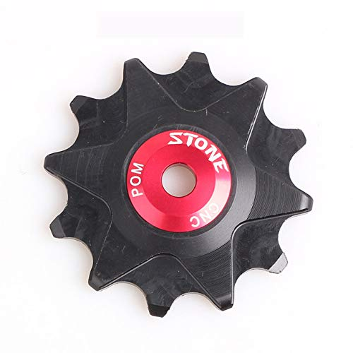 Stone - Polea de cambio trasero de bicicleta Pom NSK Rodamiento Jockeys...