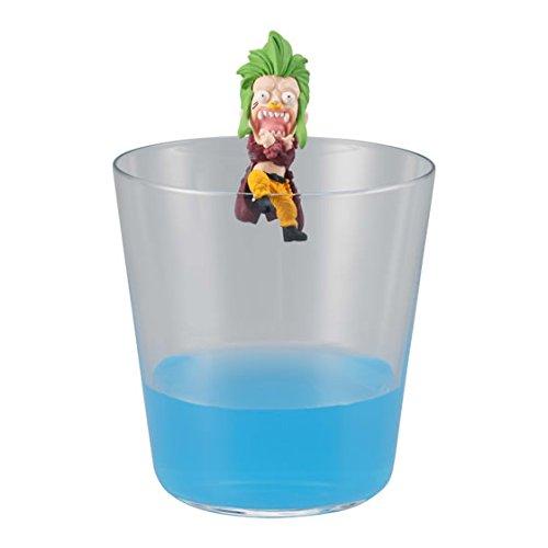 Bsndai One Piece Water Edge of The Cup Mini Figure Part 4~Bartolomeo