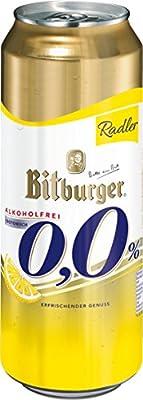 Bitburger Radler Alkoholfrei, EINWEG (24 x 0.5 l)