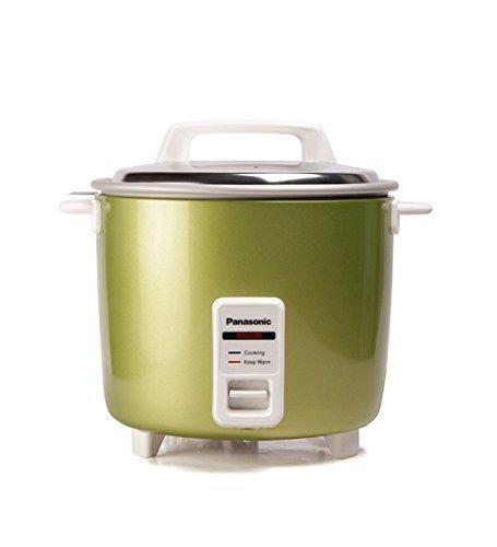 Panasonic SR-WA22H(E) 2.2 Liters Rice Cooker, Green, Blue