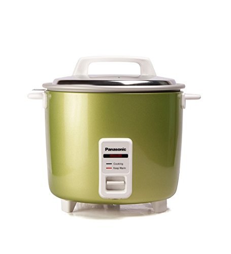 Panasonic SR-WA22H(E) 5.4-Litre Automatic Rice Cooker (Apple Green)