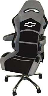 On The Edge Chevrolet Bowtie Racing Office Chair