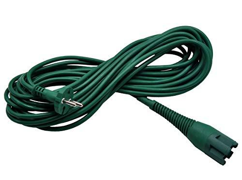 Kabel, Stromkabel, Anschlusskabel geeignet für Vorwerk Kobold 130, 131-10 Meter