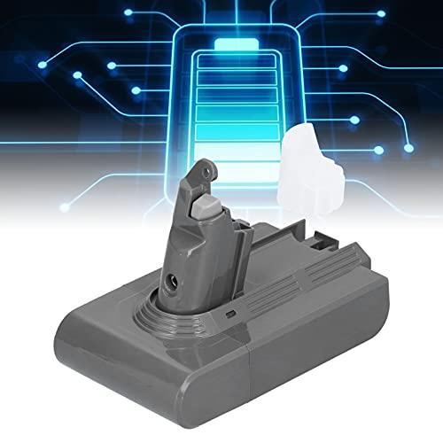 Batería de iones de litio, aspiradora Batería de iones de litio Múltiples protecciones de seguridad integradas para aspiradoras Accesorios para V6 DC58 DC59 DC61 DC62