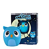 My Audio Pet Mini Bluetooth Animal Wireless Speaker for Kids of All Ages - True Wireless Stereo – Pair with Another TWS Pet for Powerful Rich Room-Filling Sound (OWLcapella Blue)