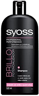 Syoss Shine Boost (Brillo Potencializador) Shampoo 16.91oz 500ml