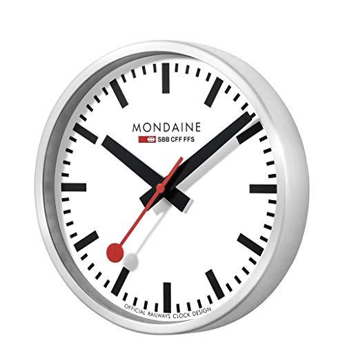 Mondaine Wanduhr Kreissägeblätter - A990 Uhr 16SBB