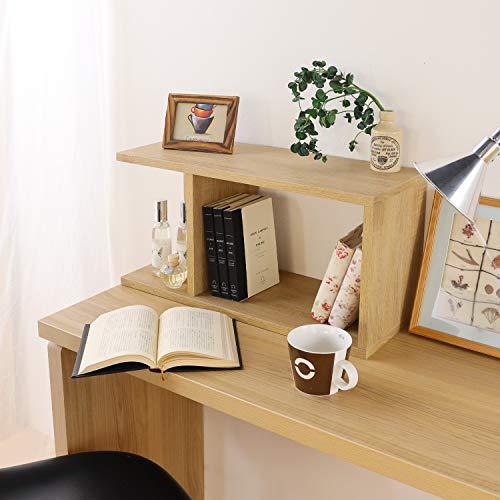 仕切りの付いたコの字ラックは縦でも横でも使える仕様です。複数組み合わせて書棚を作ったり、サイドテーブルにしたりすることも可能です。カラーバリエーションも豊富なので、お部屋に合わせて選べます。自分で組み立てる組み立て家具です