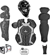All-Star Youth Player's Series Catcher Kit (12-16) Ages 12-16 Black