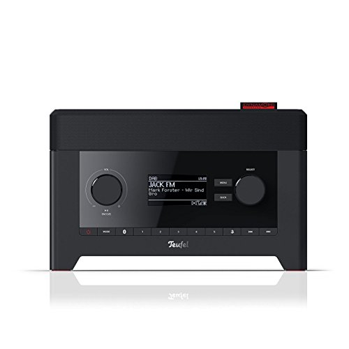Teufel Radio 3Sixty Radio numérique, FM Dab+ Bluetooth...