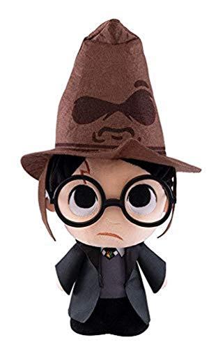 Funko Peluche Super Cute Harry Potter con Sombrero Seleccionador, Multicolor (39511)