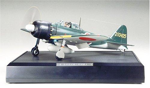 Tamiya 60311 - Maqueta Para Montar, Avión Caza Mitsubishi A6M5 Zero (Zeke) Con Sonido Escala 1/32