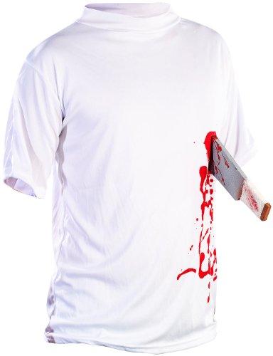 infactory T-Shirt Machette dans Le Ventre - Taille S