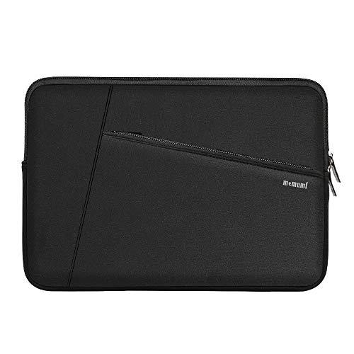 memumi Bolsa Protectora para Tableta y Laptop con hasta 14 Pulgadas, Bolsa Blanda Protectora para iPad Pro MacBook Air/Ultrabook y...