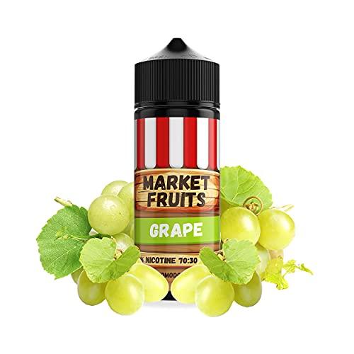 100ml Market Fruits Vape E Liquid   Ecig Vape Juice 70:30   E Liquid for...