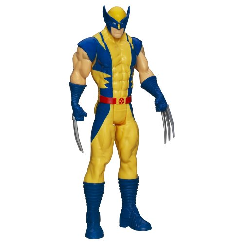 Marvel Wolverine Titan Hero Series Wolverine Figure