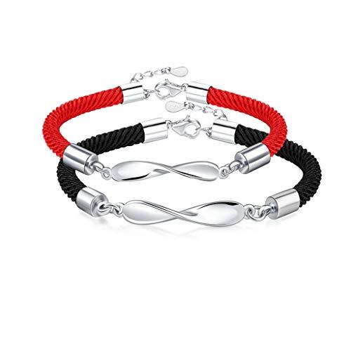 APCHY Drache Muster Armband,Stärke Magnetische Therapie Armband Männer Titan Stahlkette Silber Armband Weibliche Schmuck Mit Einstellbarem Länge Werkzeug, A