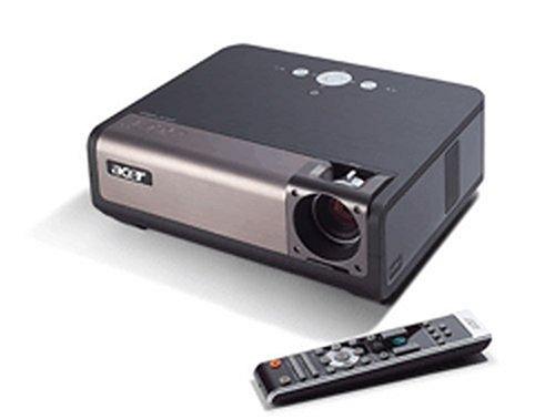Acer PH730 - DLP Projector - 1200 ANSI lumens - WXGA (1280 x 768) - widescreen - High Definition 720p