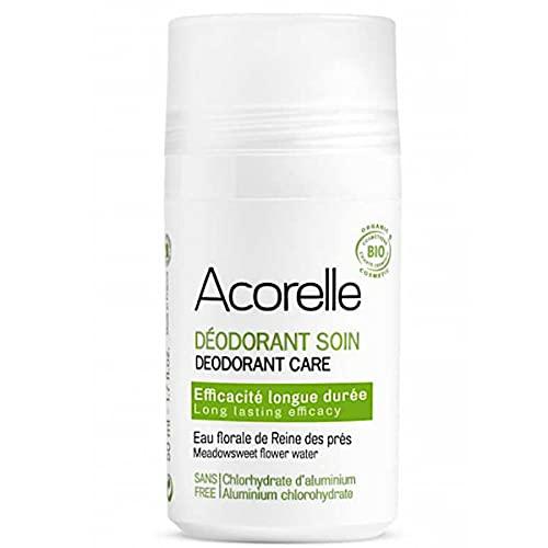 Acorelle Déodorant minéral à l'eau florale 50 ml -