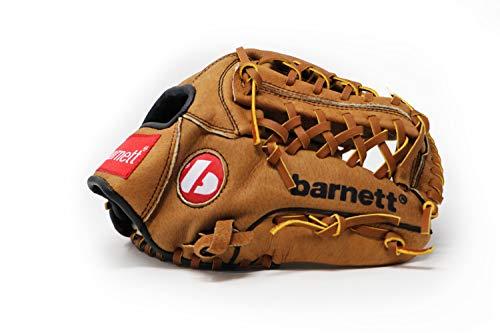 SL-127 gant de baseball cuir outfield 13 marron