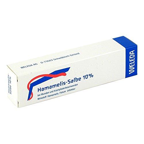 Hamamelis-Salbe 10%,25g
