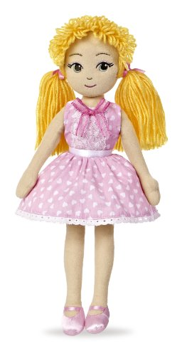 "Aurora World Sweet Lollies Doll, Giselle, 13.5"" Tall"