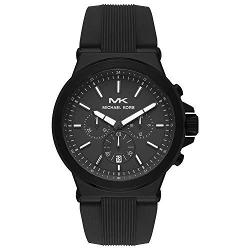 Michael Kors horloge kwarts met siliconen band MK8729