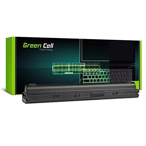 Green Cell Extended Serie A32-K52 Laptop Akku für ASUS A52 K52 K52D K52F K52J K52JC K52JE K52JR K52JT K52N X52 X52J X52N (9 Zellen 6600mAh 10.8V Schwarz)