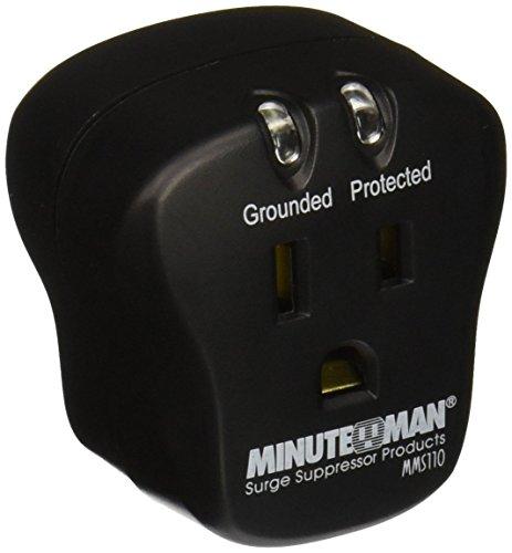 Minuteman MMS110 Surge Protector Computer Surge Protector