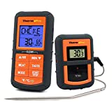 ThermoPro TP-07 Wireless Remote Digital Cooking Turkey Food Meat Thermometer for Grilling Oven Kitchen Smoker...