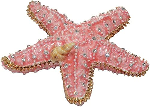 HZYDD Statue d'équipement de Vie Ange Papillon bo?te à Bijoux ornée de Bijoux Papillon decor...
