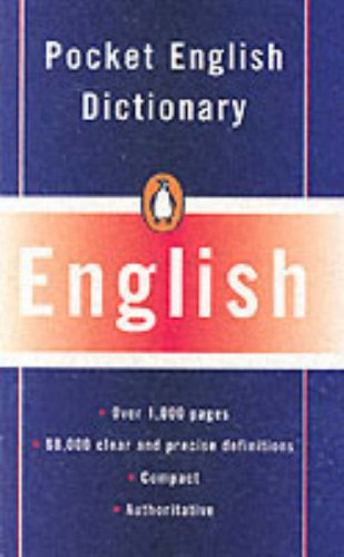 The Penguin Pocket English Dictionary: Fourth Editionの詳細を見る